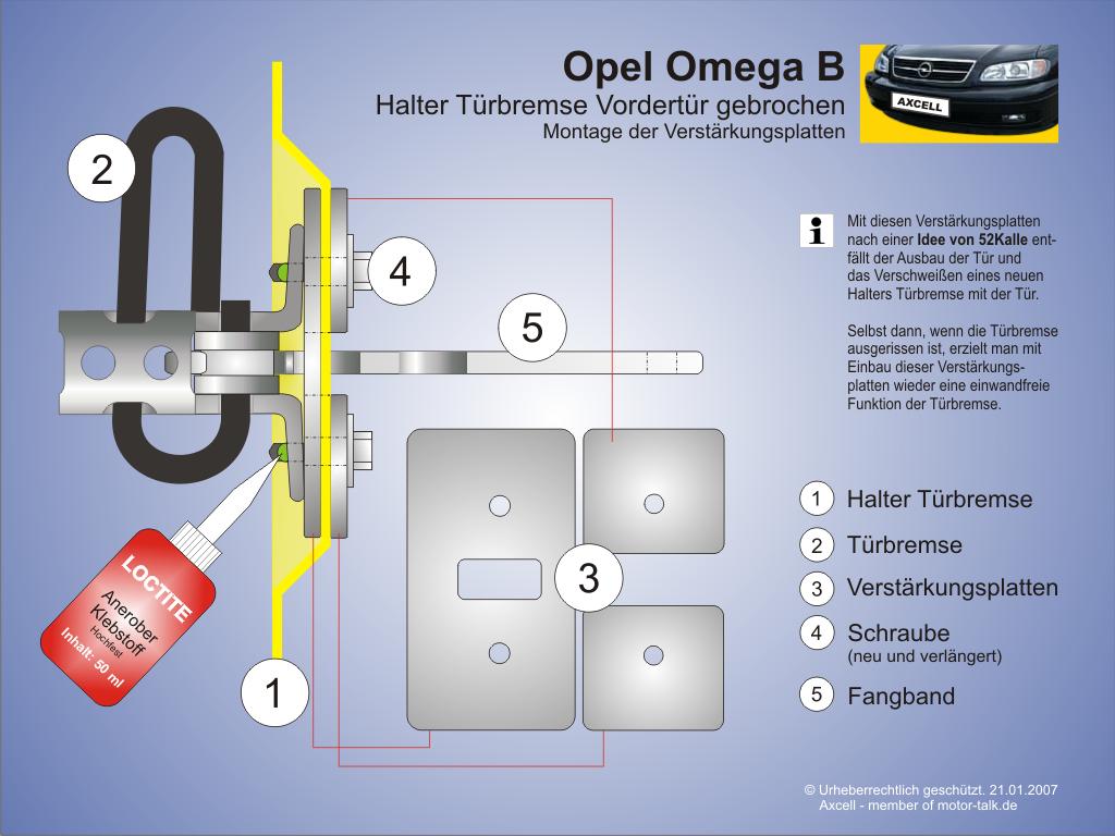 nockenwellensensor wechsel beim omega